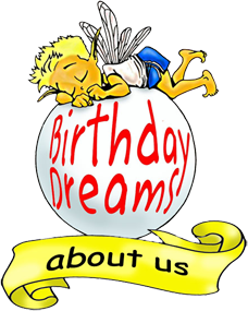 About us - birthday dreams